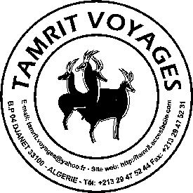 Tamrit Voyages